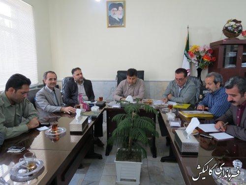 قرارگاه عملیاتی واکنش سریع پارک ملی گلستان افتتاح شد