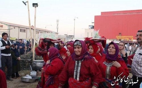 حضور برجسته هنرمندان گالیکش در یازدهمین جشنواره بینالمللی فرهنگ اقوام گلستان