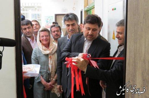 دومین دفتر طرح ترسیب کربن استان گلستان، در شهرستان گالیکش افتتاح شد