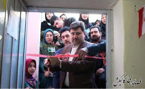 انجمن زنان نواندیش گالیکش در محل اداره میراث فرهنگی این شهرستان افتتاح شد