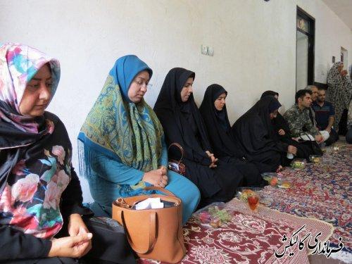 """افتتاح شرکت تعاونی صنایع دستی """"خانه ابریشم"""" روستای پنو شهرستان گالیکش"""