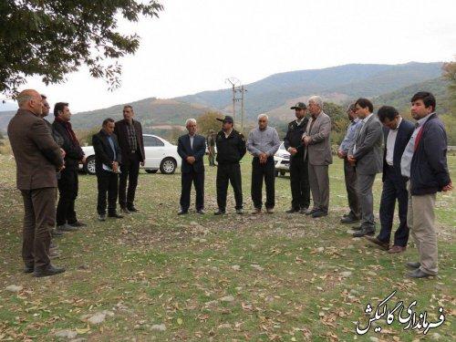 اجرای پروژه ملی دهکده گیاهان دارویی گالیکش/بهبود اشتغالزایی و رونق اقتصادی منطقه