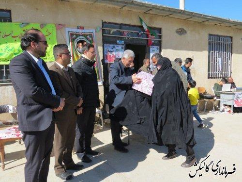 همایش «روستای پاک» در سرخنآباد شهرستان گالیکش برگزار شد