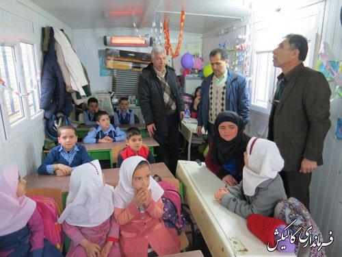 ارائه خدمات مطلوب آموزشی به روستاهای محروم شهرستان در دستور کار قرار گیرد