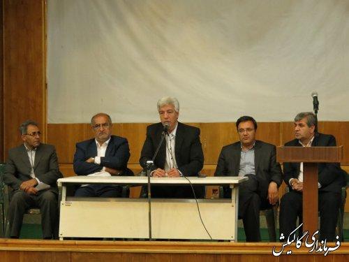 شوراهای اسلامی حلقه واصله مردم و مسئولین باشند