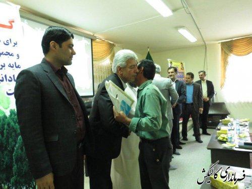 همایش گرامیداشت روز ملی شوراها و روز کارگر برگزار شد