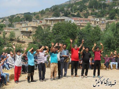 همایش «روستای پاک» در پادلدل شهرستان گالیکش برگزار شد