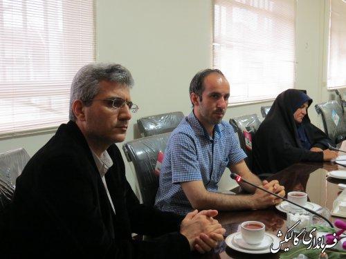 خبرنگاران پل همدلی و همگرایی بین مردم و مسئولین هستند