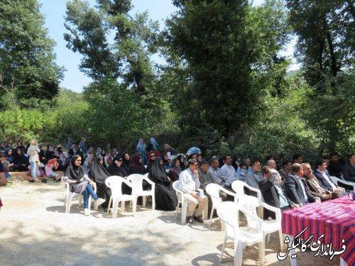 سیزدهمین اقامتگاه بومگردی روستایی شهرستان گالیکش افتتاح شد
