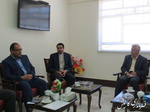 احکام اعضای هیئت بازرسی انتخابات شهرستان گالیکش اعطا شد
