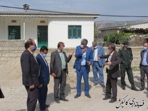 مهمترین اولویت دستگاههای شهرستان خدمترسانی به روستاهای کمبرخوردار است