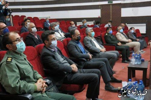 استان گلستان از مقاصد اصلی سرمایهگذاران حوزه اقتصادی و صنعتی است