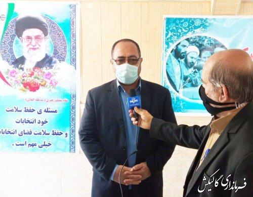 نامنویسی ۸ نفر از داوطلبان انتخابات ششمین دوره شوراهای اسلامی شهر در روز نخست