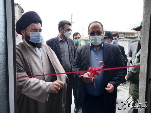 هشتمین واحد مسکن محرومین شهرستان گالیکش به بهرهبرداری رسید