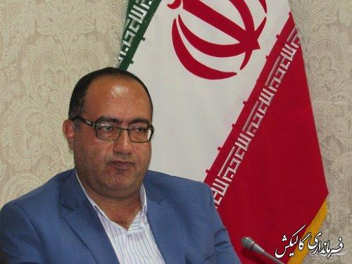 نامنویسی ۷۲ داوطلب انتخابات شوراهای اسلامی شهر در شهرستان گالیکش