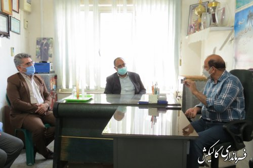 فرماندار گالیکش از چند مرکز توانبخشی و ترک اعتیاد در سطح شهرستان بازدید کرد